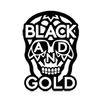 BLACK & GOLD logo