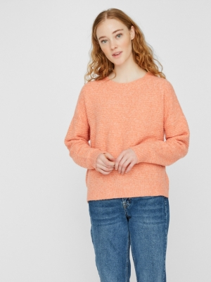 VMDOFFY STRUCTURE LS BLOUSE RE logo